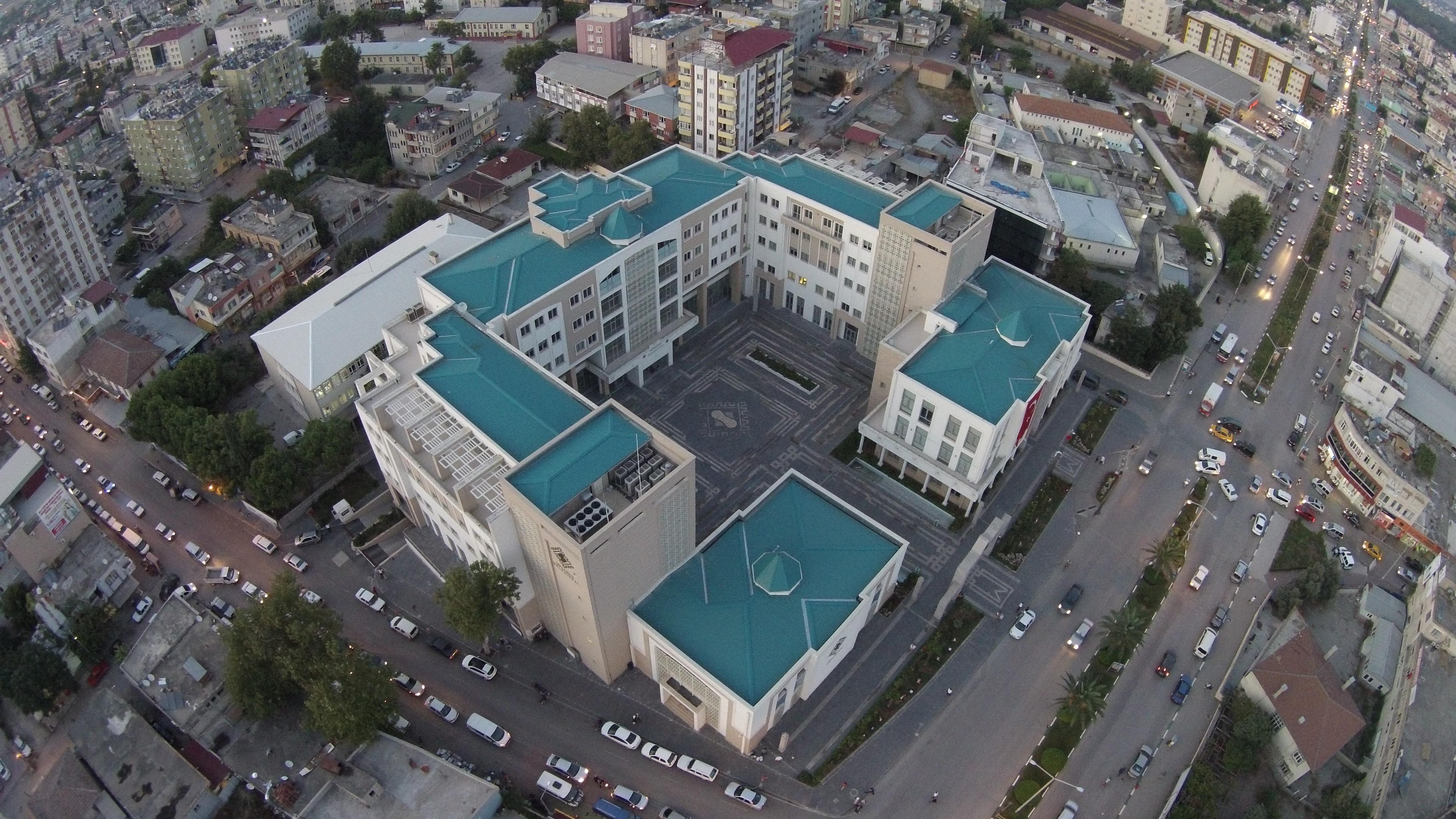 Osmaniye Belediyesi Yeni Hizmet Binası