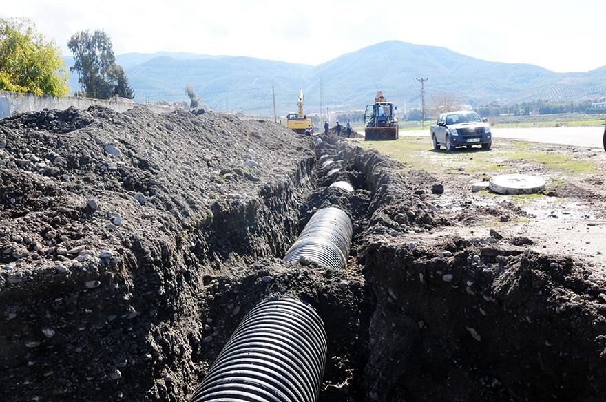 Altyapı Seferberliği (Kanalizasyon, İçme Suyu, Yağmur Suyu Drenajı)
