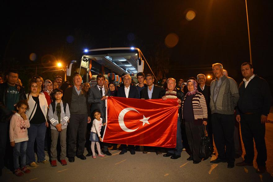 Osmaniye Belediyesi Çanakkale Gezilerinin İlkini Düzenledi