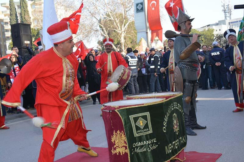 7 Ocak Kurtuluş Bayaramı Osmaniye