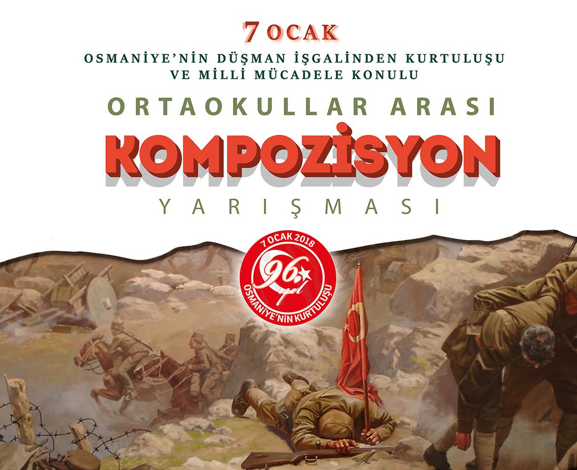 KOMPOZİSYON YAZMA YARIŞMASI ŞARTNAMESİ
