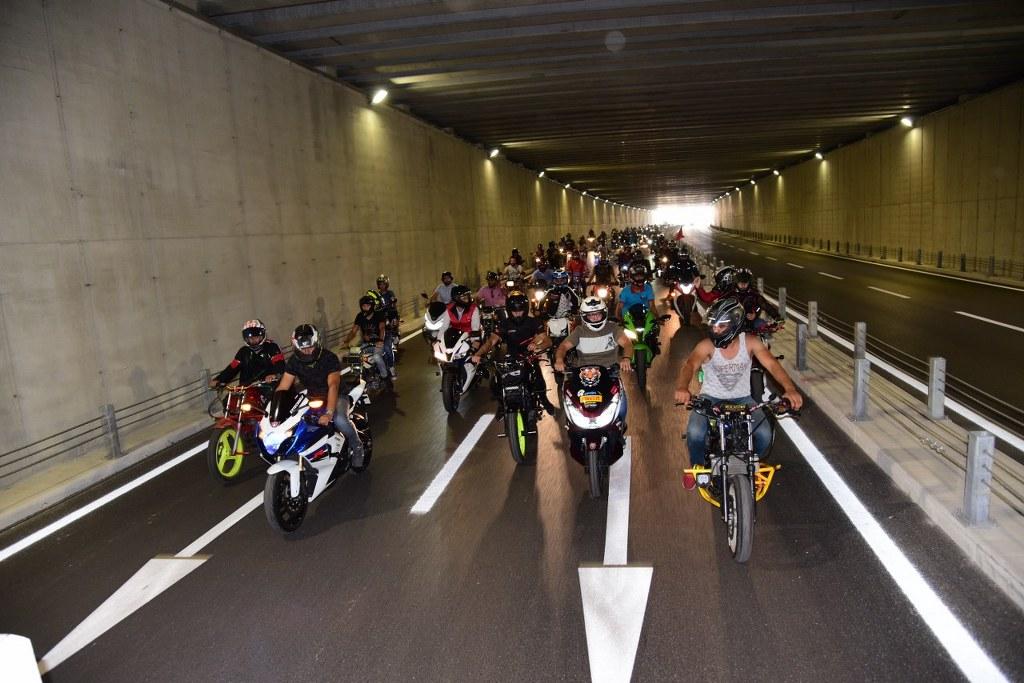 OSMANİYE BELEDİYESİ 2. MOTOSİKLET FESTİVALİ KAPSAMINDA MOTOSİKLET TUTKUNLARI ŞEHİR TURU ATTI