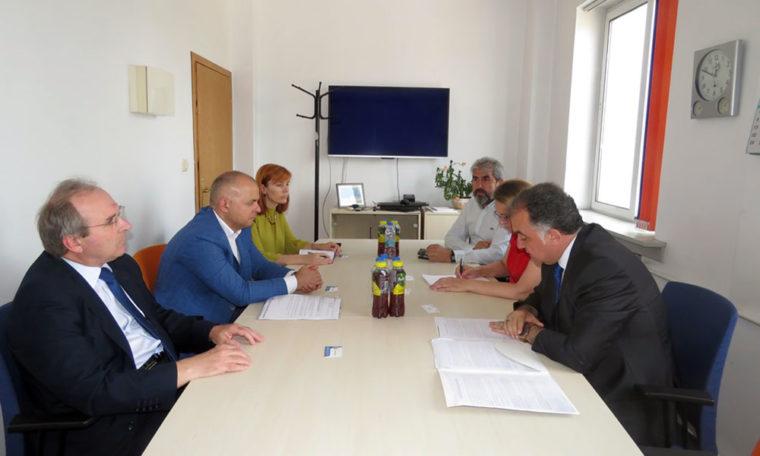 Bulgaristan Sanayi ve Ticaret Odası Ziyareti