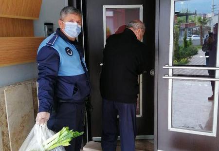 """""""Vefa Sosyal Destek Grubu"""" çalışmaları devam etmektedir"""